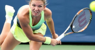 Simona Halep, norocoasa la US Open: Ce remarca WTA