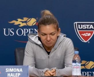 Simona Halep, o noua declaratie surprinzatoare la US Open