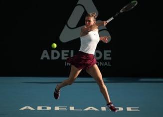 Simona Halep, o noua reactie dupa infrangerea de la Adelaide