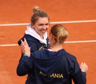 Simona Halep, obiectiv important la revenirea Sharapovei in circuitul WTA