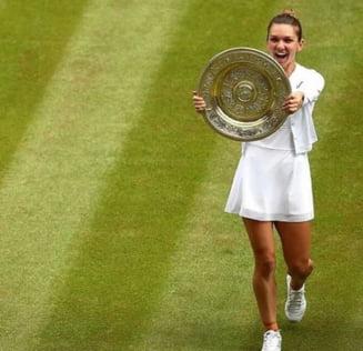 Simona Halep, omagiata si de Patriarhia Romana dupa victoria de la Wimbledon: Va primi cea mai inalta distinctie