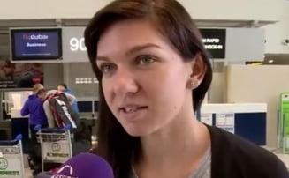 Simona Halep, pe cai mari: Spera sa castige un trofeu important foarte curand