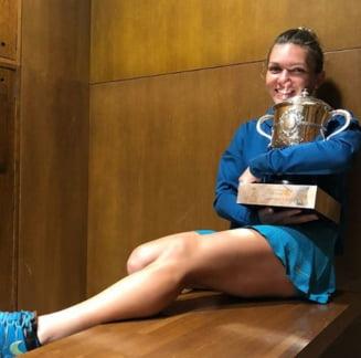 Simona Halep, pe primul loc in topul castigurilor din tenis in acest an. Mihaela Buzarnescu, pe locul 32