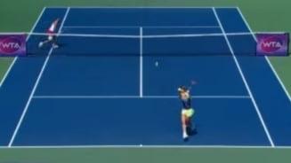 Simona Halep, pe primul loc intr-un top WTA (Video)