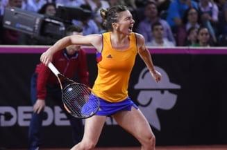 Simona Halep, pe val la Montreal! La ce capitol a egalat-o pe campioana Serena Williams