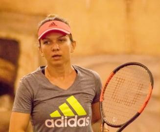 Simona Halep, pregatita sa reprezinte Romania in Fed Cup: Ma simt bine, durerile au disparut
