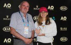 """Simona Halep, premiata inainte de debutul la Australian Open: """"Ce surpriza placuta!"""""""