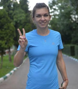 Simona Halep, prima reactie dupa calificarea in sferturi la Wimbledon