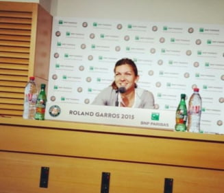 Simona Halep, prima reactie dupa eliminarea surprinzatoare de la Roland Garros