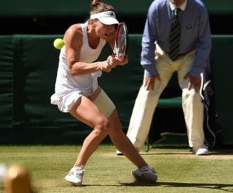 Simona Halep, prima reactie dupa infrangerea de la Wimbledon: Cat de grava e accidentarea