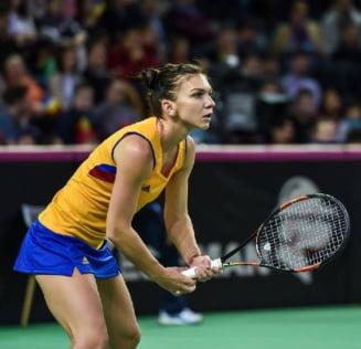 Simona Halep, prima reactie dupa victoria de poveste cu Petra Kvitova