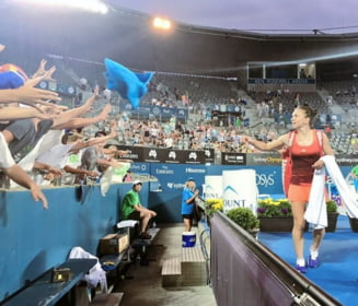 Simona Halep, primele comentarii despre victoria splendida de la Sydney: Ce problema a avut