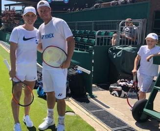 Simona Halep, primele declaratii dupa ce a ajuns la Wimbledon