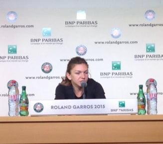 Simona Halep, primele declaratii la Roland Garros: Iata ce a spus