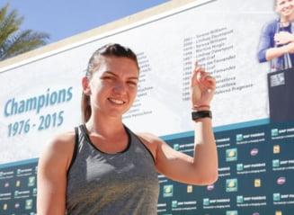 Simona Halep, printre protagonistele zilei istorice de la Indian Wells