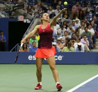 Simona Halep, program infernal la US Open: Va juca doua meciuri intr-o zi