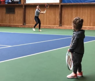 Simona Halep, propunere inedita pentru Darren Cahill: Vrei s-o antrenezi si pe ea?