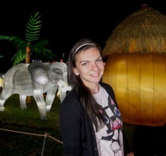 Simona Halep, reactie curioasa dupa eliminarea de la Dubai: M-am descurcat bine