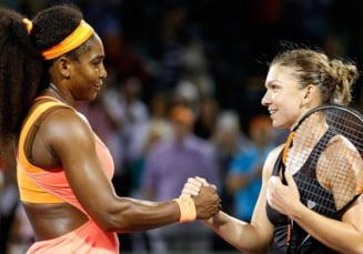 Simona Halep, reactie foarte sincera: Pot sa castig un Grand Slam, pana acum credeam ca Serena este singura castigatoare