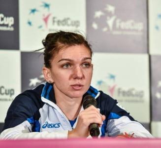Simona Halep, reactie incredibila dupa eliminarea de la Doha: Asa e in tenis