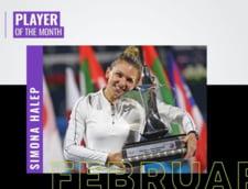Simona Halep, recompensata de WTA: Anuntul facut in noaptea de duminica spre luni