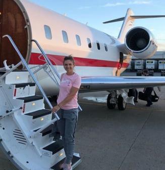 Simona Halep, recuperata complet inainte de US Open: M-am obisnuit sa fiu numarul 1