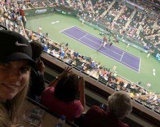 Simona Halep, surprinsa la meciul surorilor Williams: Iata ce-a spus
