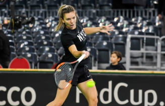 Simona Halep, testata la foc automat de Federatia Internationala de Tenis