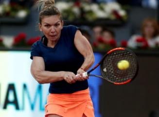 Simona Halep, tot mai aproape de un salt in clasamentul WTA dupa ce Pliskova a fost eliminata de la Roma