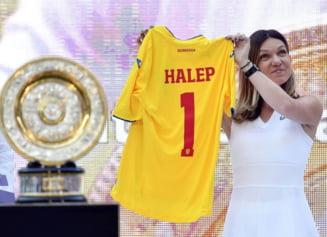 Simona Halep, vazuta cu sansa a doua la castigarea US Open-ului: Vezi cine e principala favorita