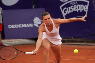 Simona Halep, victorie cu emotii si calificare in finala Bucharest Open
