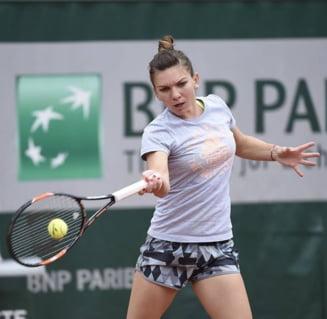 Simona Halep, victorie in stil de mare campioana la Roland Garros