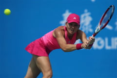 Simona Halep a abandonat in primul tur la Beijing, din cauze medicale