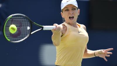 Simona Halep a abandonat in timpul meciului de la Rogers Cup: Problemele invocate de sportiva noastra (Video)