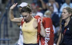 Simona Halep a aflat ce loc va ocupa in clasamentul WTA dupa eliminarea de la Cincinnati