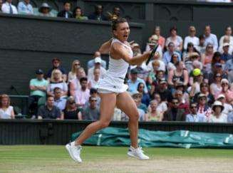 Simona Halep a aflat ce loc va ocupa in clasamentul WTA dupa parcursul de la Wimbledon
