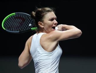 Simona Halep a aflat locul pe care va incheia sezonul 2019 in clasamentul WTA