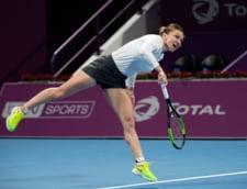 Simona Halep a aflat ora de start a debutului sau in cadrul turneului WTA de la Dubai