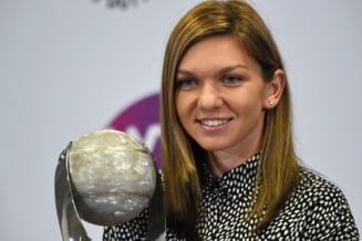 Simona Halep a anuntat programul sau la debut de 2018. Va juca un singur turneu inainte de Australian Open
