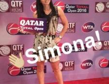 Simona Halep a atras toate privirile la petrecerea jucatoarelor de la Doha