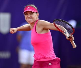 Simona Halep a castigat turneul de la Bucuresti