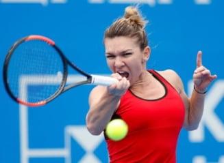 Simona Halep a castigat turneul de la Shenzhen, dupa o finala invizibila