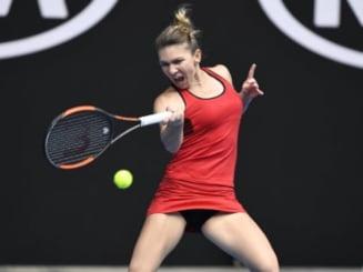 Simona Halep a debutat in forta la Doha
