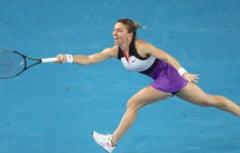 Simona Halep a debutat la Miami cu o victorie dramatica, in trei seturi. Adversara romancei a fost in Top 5 mondial