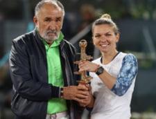 Simona Halep a decis sa plece de langa Ion Tiriac, omul care i-a influentat viata si cariera