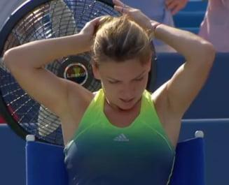 Simona Halep a depasit-o pe Sharapova in clasamentul WTA - oficial