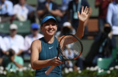 Simona Halep a doborat o borna istorica dupa victoria de la Roland Garros