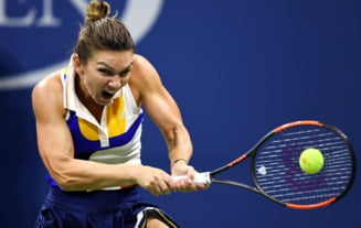 Simona Halep a egalat o contraperformanta veche de 36 de ani la US Open
