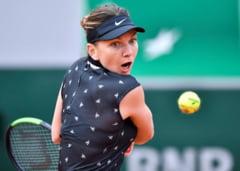 Simona Halep a fost invinsa de o tenismena in varsta de doar 17 ani, in sferturi la Roland Garros