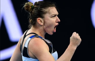 Simona Halep a intrecut-o pe Bianca Andreescu in clasamentul WTA